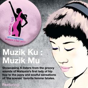Women:100— Muzik Ku: Muzik Mu
