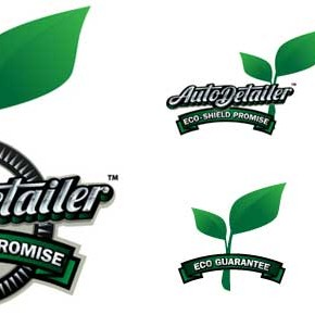 AutoDetailer: icon & logo design