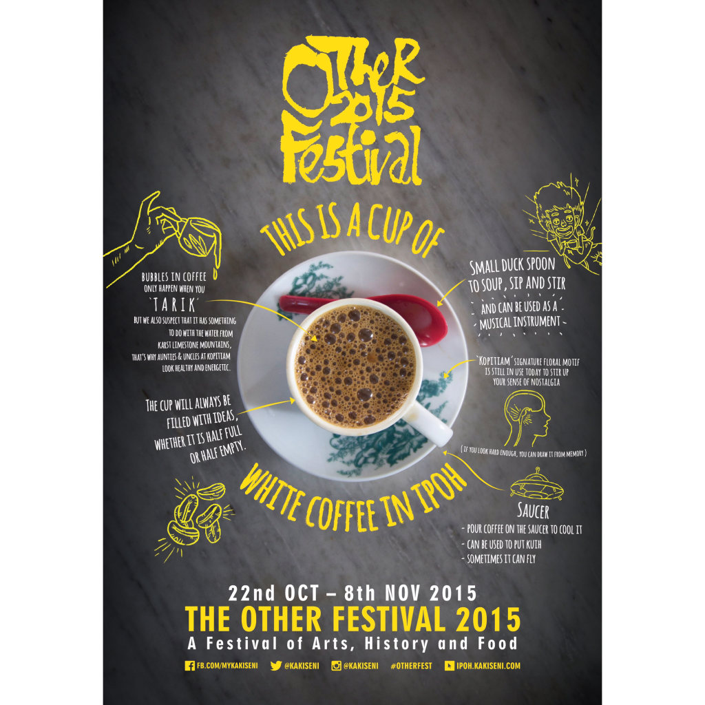 The Other Festival poster